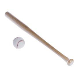 Beisbola nūja (ar bumbiņu)