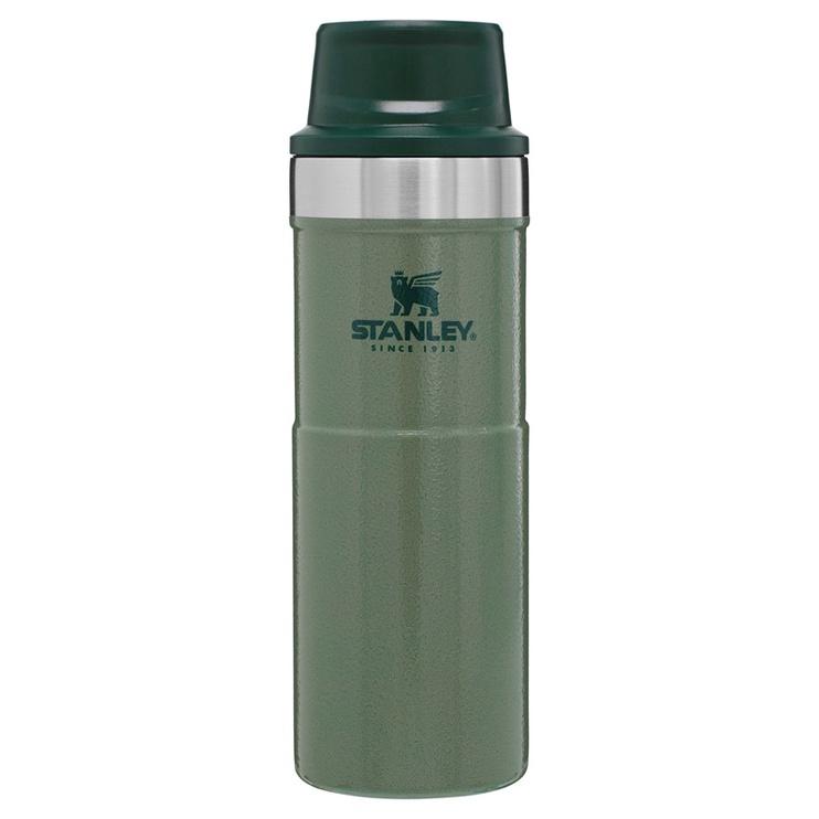 Termosinis puodelis Stanley Classic 0.47l žalias