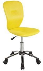 Black Red White Q37 Swivel Chair Yellow