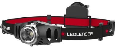 Ledlenser H3.2 Headlamp Black/Red