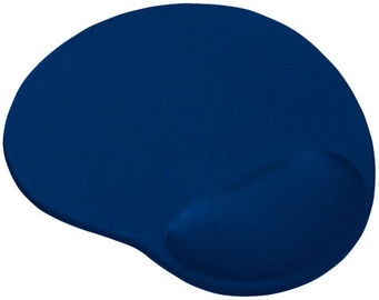 Trust Bigfoot Gel Mouse Pad Blue