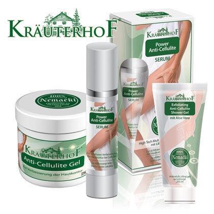 Сыворотка для тела Krauterhof Anti Cellulite, 100 мл