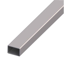 Toru ristkülik 30x20x1,5mm tsingitud teras 1m
