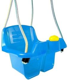 Šūpoles Childrens Swing LN5796, zila