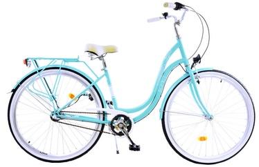 """Jalgratas Romet Angel 3 19"""" 28"""" Blue 18"""
