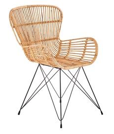 Ēdamistabas krēsls Halmar K335, melna