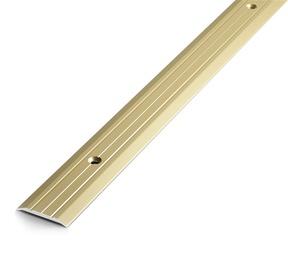 Katteliist, alumiinium, A1, 1,8 m, kuld