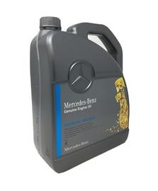 Mootoriõli Mercedes-Benz 5W - 40, sünteetiline, sõiduautole, 5 l