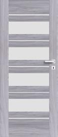 """Durų varčia """"Evia 01"""" pilko ąžuolo, 844x2035 kairinė"""