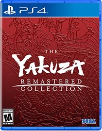 Žaidimas Yakuza Remastered Collection PS4