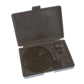 Kroņurbju komplekts kokam Vagner SDH VG054, 19-127mm, 16gab.