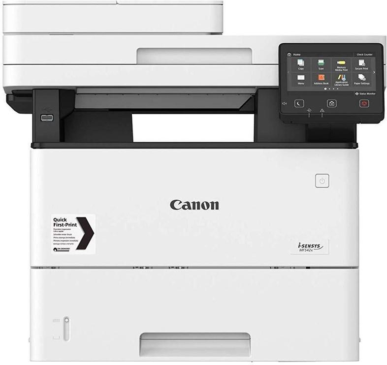 Многофункциональный принтер Canon MF542X, лазерный