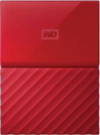 Western Digital 4TB My Passport USB 3.0 Red WDBYFT0040BRD-WESN