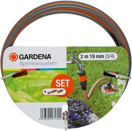 Gardena ''Profi'' Maxi-Flow System Connection Set