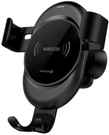 Evelatus Wireless Charger Car Holder Black WCH02
