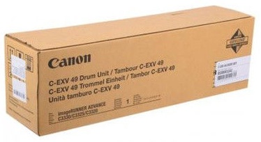 Canon Drum C-EXV 49 Black