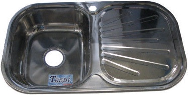 Tredi DM-8348 Stainless Steel Right 830x480mm