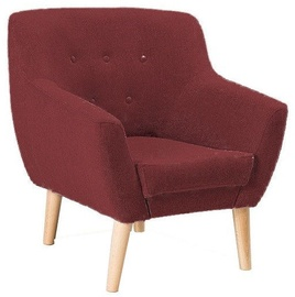 Signal Meble Nordic 1 Armchair Red
