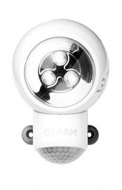Osram Led Nightlights Spylux 0.23W 4.5V 7000K 3Led 5mm Moving Sensor White