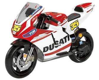 Žaislinis akumuliatorinis motociklas Peg Perego Ducati GP 2014 Red IGMC0020