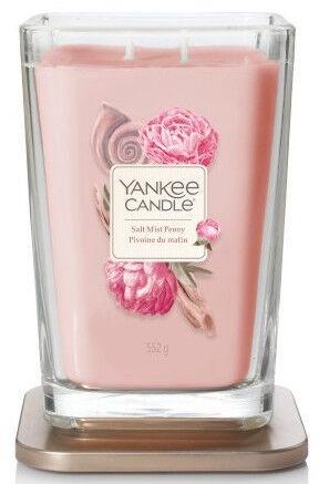 Свеча Yankee Candle Elevation Collection Salt Mist Peony, 80 час