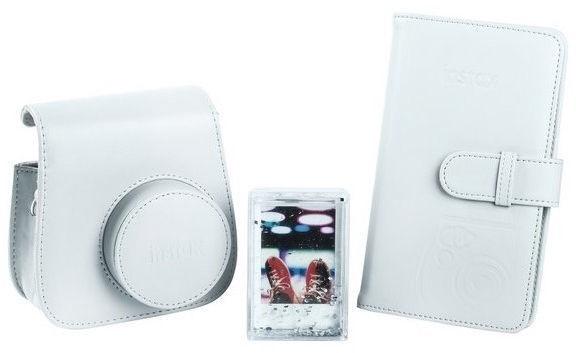 Fujifilm Instax Mini 9 Accessory Kit Smoky White