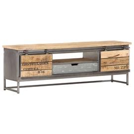 TV-laud VLX Solid Mango Wood 286533, hall, 300 mm x 1200 mm x 400 mm