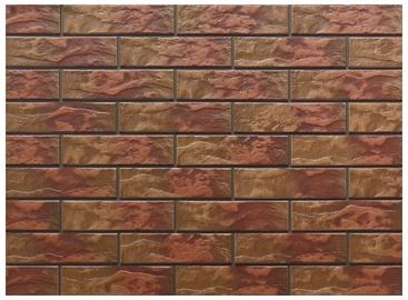 Klinkerinės fasado plytelės Colorado, 24.5 x 6.5 cm