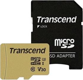 Transcend 500S 128GB microSDXC UHS-I U3 TS128GUSD500S