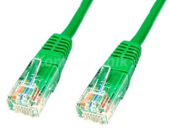 Accura Cable UTP Cat 5e RJ45 / RJ45 Green 0.5m