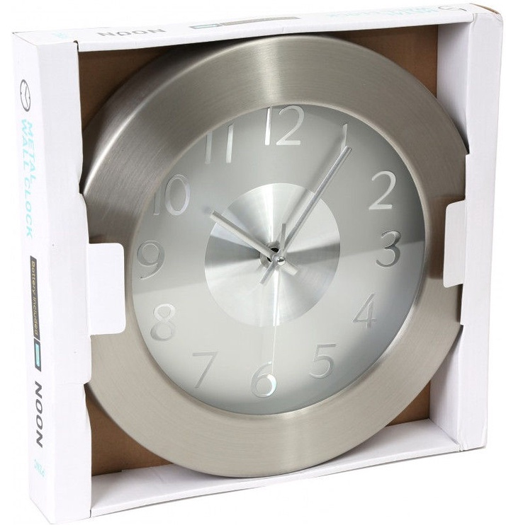 Platinet Noon Wall Clock 42571