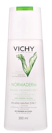 Makiažo valiklis Vichy Normaderm 3in1 Micellar Solution, 200 ml