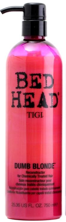 Matu kondicionieris Tigi Bed Head Dumb Blonde Reconstructor, 750 ml