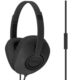 Ausinės Koss UR23i Over Ear Headphones Black