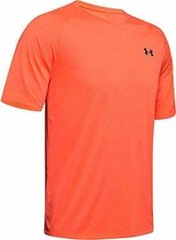 Under Armour Tech 2.0 Novelty T-Shirt 1345317-632 Orange XL