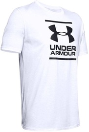 Under Armour GL Foundation T-Shirt 1326849-100 White L