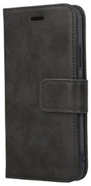 Forever Classic Leather Book Case For Apple iPhone X/XS Black