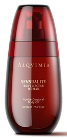 Alqvimia Sensuality Body Nectar Woman 50ml