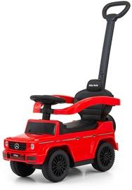 Mänguauto Milly Mally Mercedes G350, punane
