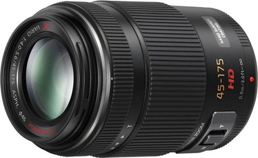 Panasonic Lumix G X Vario PZ 45-175mm f/4.0-5.6 ASPH Power O.I.S Black