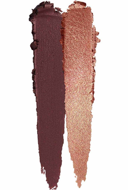 Maybelline Puma Matte Metallic Eyeshadow Duo Stick 0.8g Heat Flash
