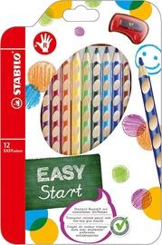 Stabilo Easy Colors Pencils 12pcs
