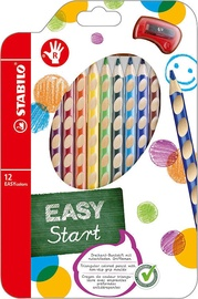 Stabilo Easy Colors Pencils 12pcs
