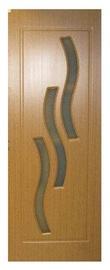 Vidaus durų varčia, tamsaus ąžuolo, 200x70 cm