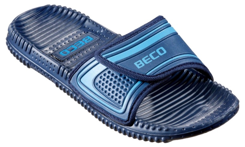 Beco 90601 Massage Slippers Navy Blue 42