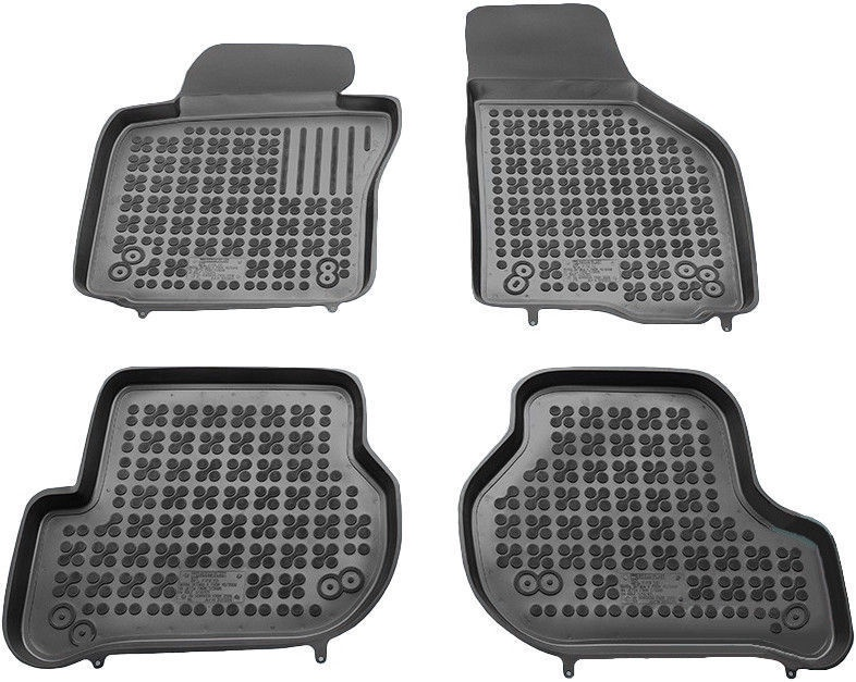 REZAW-PLAST Seat Leon II 2005-2013 Rubber Floor Mats