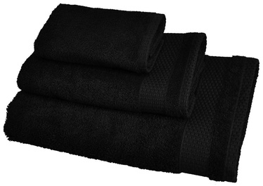 Ardenza Madison Terry Towels Set 3pcs Black