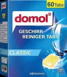 Капсулы для посудомоечной машины Domoletti, 60 шт.
