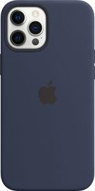 Dėklas silikoninis iPhone 12 mini mėlyna
