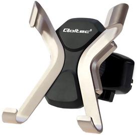 Держатель для телефона Qoltec Universal X-CS Car Holder Black